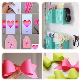 DIY Homemade Craft Ideas Screenshot Thumbnail
