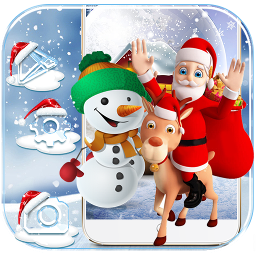 Christmas Theme Wallpaper 2017 Snow Android APK Download Free By Fashion Themes Studio