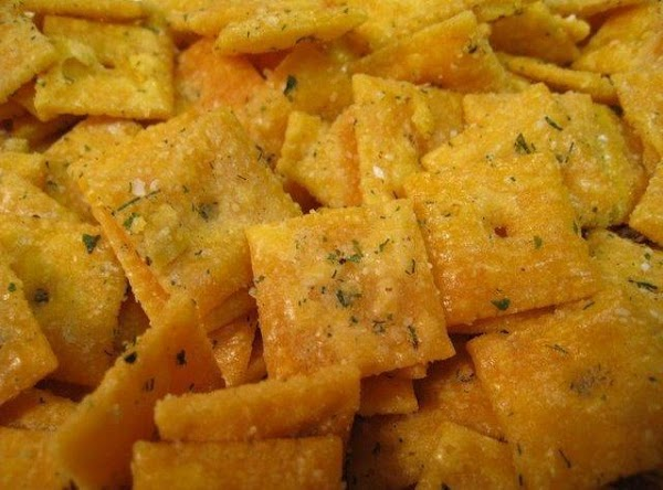 Dill Cheezits Recipe