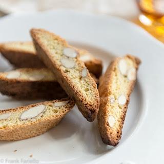 Cantucci (Tuscan Almond Cookies) Recipe