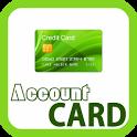AccountCard (카드사용 문자내역 자동입력) icon