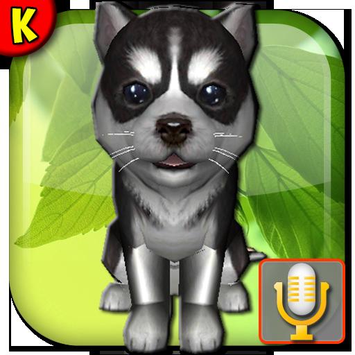 說話的小狗! 休閒 App LOGO-APP試玩