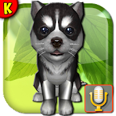 Talking Puppies 🐶 virtual pet