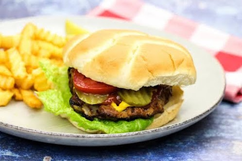 One of the Greatest Grilled Burger Recipes