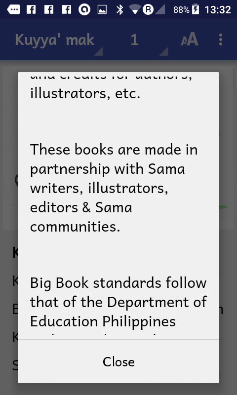Sinama Big Books- screenshot