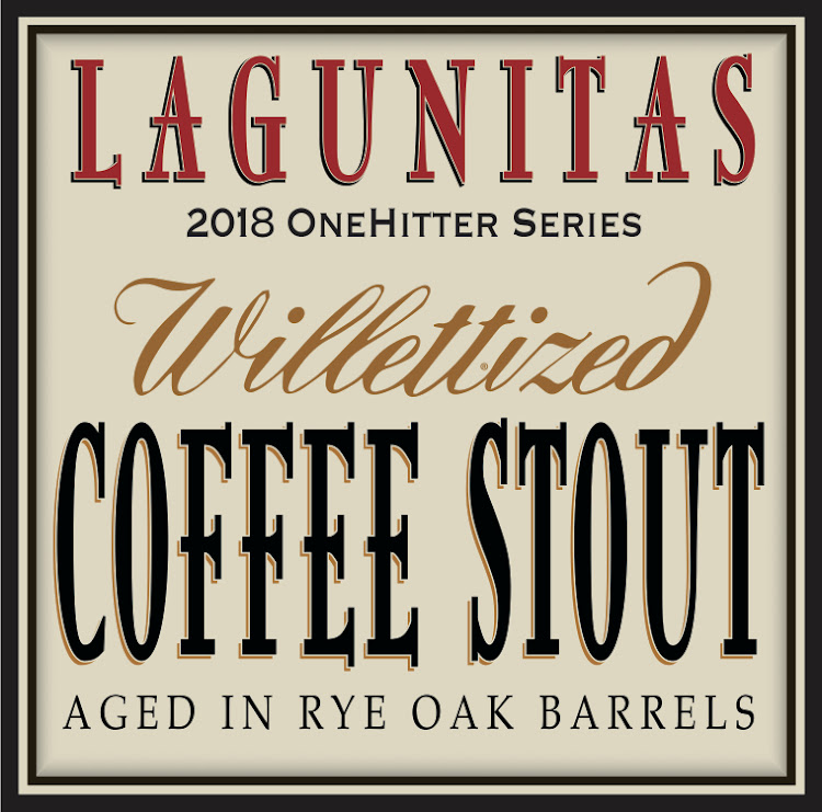 Logo of Lagunitas Willettized Imperial Coffee Stout