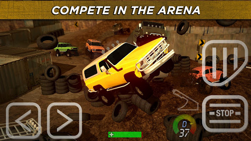 4x4 Mania: SUV Racing apkslow screenshots 6
