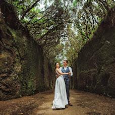 結婚式の写真家Lyudmila Bordonos (Tenerifefoto)。10.10.2018の写真
