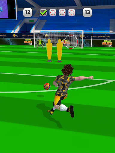 Goal Blitz screenshots 8