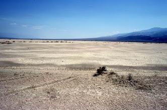 Photo: Death Valley National Monument en Californie