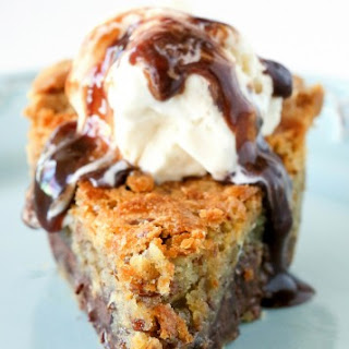 Chocolate Chip Pie.