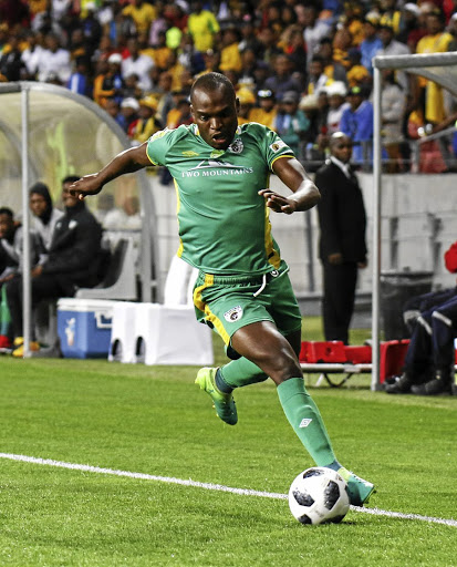 Motupa spent last season on loan at Baroka.