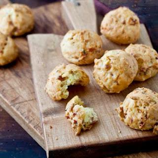 Prosciutto-Parmesan Puffs