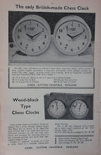 Photo: Advert from CHESS No.517 Nov.1966