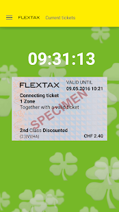 Flexi Ticket- screenshot thumbnail