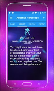 Aquarius ♒ Daily Horoscope - náhled