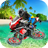 Water Surfer Beach Bike Rider 3D Power Boat Racing