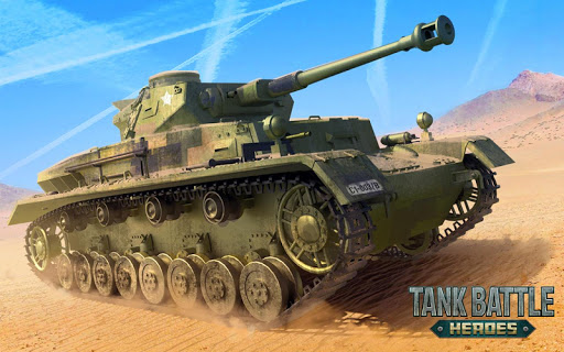 Tank Battle Heroes: World of Shooting 1.14.6 screenshots 7