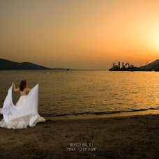 Wedding photographer Burcu Bal ili (burcubalili). Photo of 07.10.2017