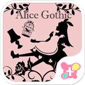 icon & wallpaper-Alice Gothic-