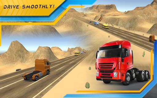 Heavy Traffic Racing 3D apktram screenshots 3