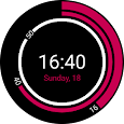 Circles - Wear Watch face icon