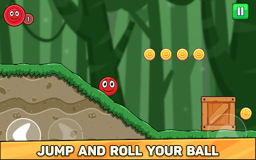 Bounce Ball 6: Red Bounce Ball Hero filehippodl screenshot 10