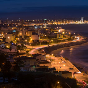 Mosteiro de Seiça by Edu Marques - Buildings & Architecture Decaying & Abandoned ( night photography, night, cityscape, nightscape, city )