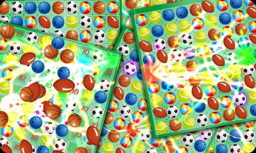 クレイジーボールゲームマッチ3無料