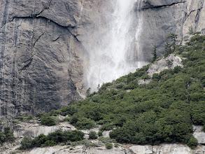 Photo: Bottom of Upper Yosemite Falls.  SX10. #2310