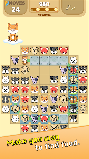 BINGLE - Cute Puppy Puzzle Game apkdebit screenshots 4