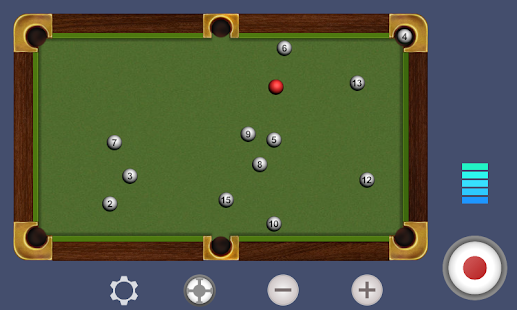 Billiard free- screenshot thumbnail