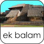 Ek Balam Icon