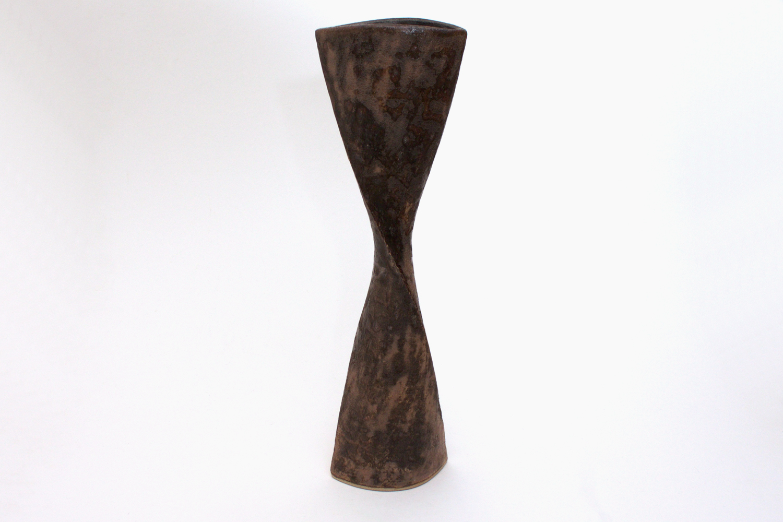 Chris Carter Ceramic Large Vallecular Form 054