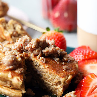 Maple Breakfast Sausage Pancake Recipe