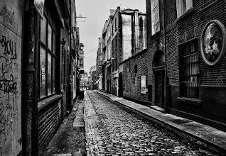 Photo: Dublin  Billy Bragg New England