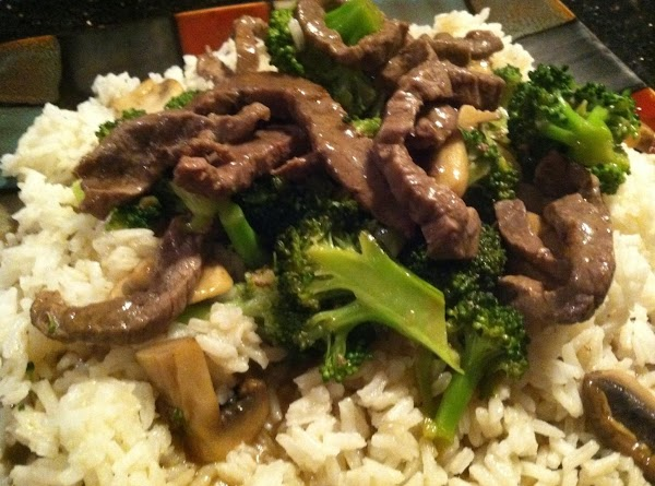 Ranch Beef N Broccoli Recipe
