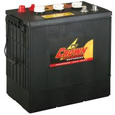 Deep-cycle batteri 6V/330Ah