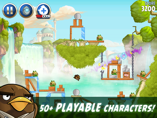 Angry Birds Star Wars II Free screenshot 15