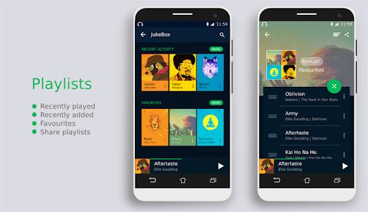 Onix Music Player - Free screenshot 3