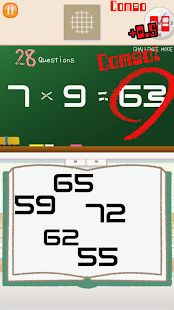 Busy Multiplication - náhled
