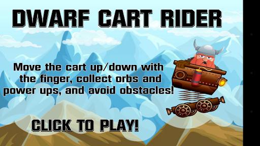 Dwarf Cart Rider
