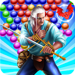 Witcher Bubble Shooter Icon