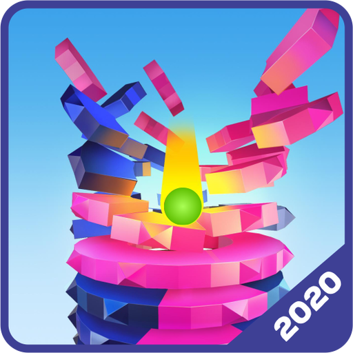 RStack Shatter: 3D Game App Icon