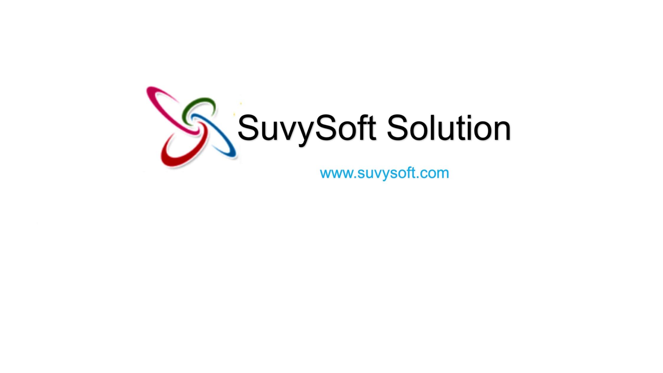 SuvySoft Solution