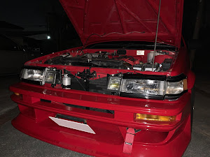 カローラレビン AE86 s58年GTVのカスタム事例画像 LEVIN5683さんの2019年01月22日19:40の投稿