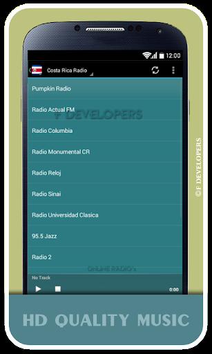 Costa Rica Radio - Live Radios