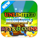 Subway Wiki Unlimited Coin Key icon