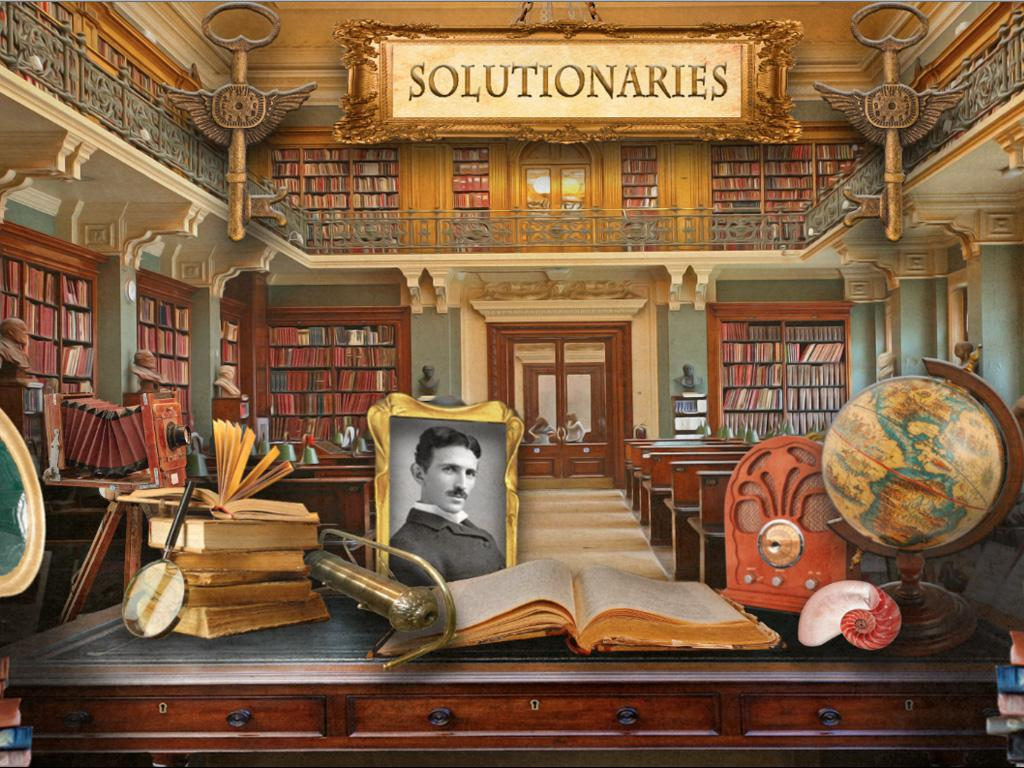 Solutionaries - Book One- screenshot