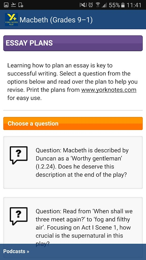 an essay on deception in william shakespeares macbeth Macbeth study guide contains a biography of william shakespeare, literature essays, a complete e-text, quiz questions, major themes, characters, and a full summary and analysis.